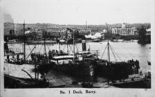 No.1 Dock, Barry