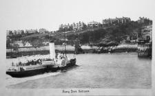 Barry dock entrance