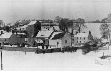 Cadoxton in the Snow