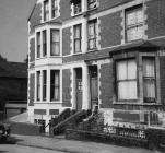 Houses in Travis Street, Barry