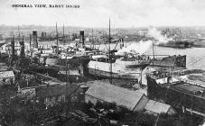 General View, Barry Docks