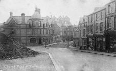 Church Road and Barry Road, Cadoxton