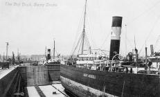 The Dry Dock , Barry Docks