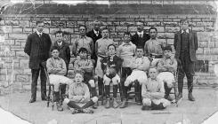 Cadoxton School Football Team