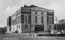Memorial Hall, Barry