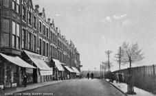 Dock View Road, Barry Docks