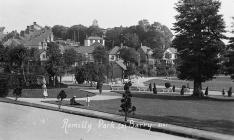 Romilly Park, Barry