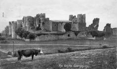The Castle, Caerphilly
