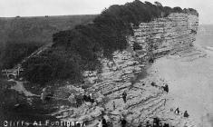 Cliffs at Fontigary