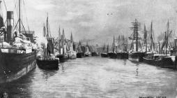 Penarth Docks
