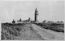 Nash Point Lighthouse, Llantwit Major