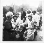 Unknown Group of Women and Children