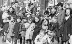 Hirwain Street Coronation Party