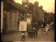 Early images of Rhayader Carnival