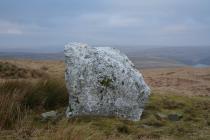Pen Maen Wern standing stone