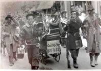 Rhayader Carnival Procession, 1951