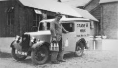 Grade 'A' Milk, Presteigne, 1939