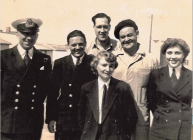 Image of WRNS / Wrens off duty Kete Dale...