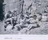 WRNS / Wrens at lunch Dale Pembrokeshire