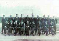 Image of naval personnel Dale Pembrokeshire