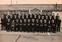 Images of naval officers Dale Pembrokeshire