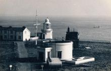Image of St Ann's Head Lighthouse Dale...