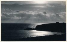 Image of sunset at St Ann's Head Dale...