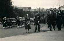 Image of Royal visit to Milford Haven Dale...