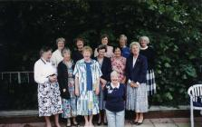 Image of WRNS / Wrens reunion in York 1991