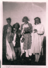 Image of WRNS / Wrens at a dance Dale...