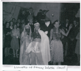 Image of Naval Personnel with the fancy dress...