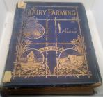 Dairy Farming Instruction Book Cover