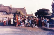 St Hilary 900 Village Photo 1990
