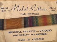 Albert Crandon's WW1 Victory Medal