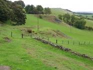 Gwaith plwm Bryntail, Powys