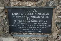 Jenkin Morgan Memorial, Rhosmeirch