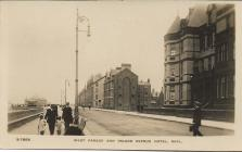 West Parade and Palace Avenue Hotel, Rhyl 1920s