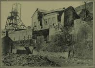Tirlithriad yn Nhredegar Newydd, 1929