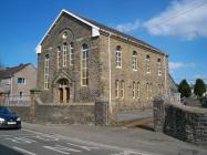 Carmel Welsh Independent Chapel, Ammanford