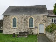 Salem Baptist Chapel, Llanrhystud