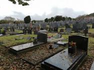 Plascrug cemetery, Aberystwyth