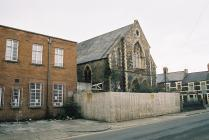 Longcross Street English Baptist Chapel, Roath