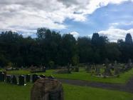 Ty Rhiw Cemetery