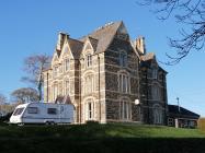 Cwmcoedwig Hall, Llanfarian
