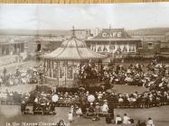 Marine Gardens, Y Rhyl 1924