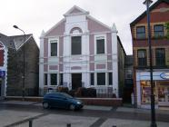 Tabernacle Welsh Independent Chapel, Barry Docks