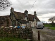 Church Cottage, Sain Siorys