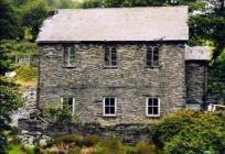 Bethel Independent Chapel, Upper Corris