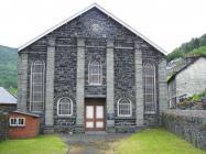 Salem Welsh Independent Chapel, Corris