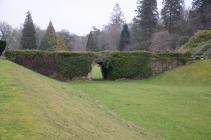 Garden Bridge, Gregynog Hall